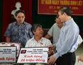 Hoạt động tri ân của Petrolimex nhân ngày 27.7.2014