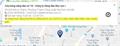 Hướng dẫn tra cứu CHXD có DO-V (0,001S) & RON 95-IV trên Google map