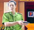 Huấn luyện nghiệp vụ bảo vệ tại Tổng kho Xăng dầu Nhà Bè