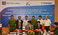 Petrolimex, Jica Vietnam and Tamada officially signed MoU on trial cooperation in double - shell tank against leakage of harmful matters.