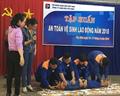 Petrolimex Tây Ninh huấn luyện nghiệp vụ ATVSLĐ năm 2018