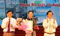 Petrolimex Quảng Trị nhận Cúp Vàng xây dựng thương hiệu năm 2014