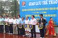 Giao lưu Thể thao chào mừng 15 năm ngày thành lập Công đoàn Tổng công ty Xăng dầu Việt Nam