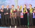 Petrolimex Lào Cai nhận cúp Bạc giải thưởng Chất lượng Quốc gia năm 2017