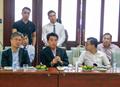 Investors visit Nha Be Oil Terminal
