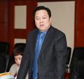 Chủ tịch CMSC Nguyễn Hoàng Anh thăm, làm việc tại B12