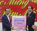 Bí thư Tỉnh ủy Chẩu Văn Lâm thăm, chúc tết Petrolimex Tuyên Quang