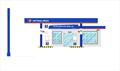 Infographic nhận diện thương hiệu Petrolimex tại CHXD
