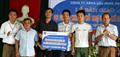 Petrolimex Nghệ An trao 3 giếng nước sạch tặng bà con Châu Lộc