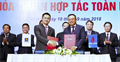 Petrolimex và PetroVietnam ký thỏa thuận hợp tác toàn diện
