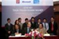 Tổng công ty Xăng dầu Việt Nam mua bản quyền sử dụng phần mềm Microsoft Office 2007 thông qua tập đoàn công nghệ CMC