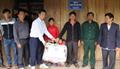 Trao nhà tặng 4 hộ nghèo tại xã Quảng Lâm