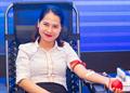Thanh niên PLX hiến máu vì cộng đồng