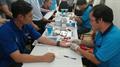 ĐTN PLX Bà Rịa - Vũng Tàu hiến máu vì cộng đồng