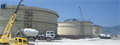 Kho xăng dầu ngoại quan Vân Phong: Sẽ đi vào hoạt động trong quý I năm 2012