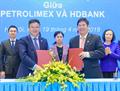 Petrolimex, HDBank ký kết hợp tác chiến lược