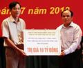 Petrolimex được Thủ tướng Chính phủ, Đảng ủy Khối DNTW khen thưởng về công tác ASXH và thực hiện NQ 30a