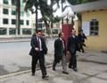 Lãnh đạo Tập đoàn xăng dầu Việt Nam thăm và chúc tết Petajico Hà Nội