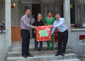 Petrolimex Thừa Thiên Huế trao Nhà tình nghĩa tặng bà Trần Thị Cháu