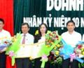 Petrolimex Quảng Trị nhận Bằng khen doanh nghiệp tiêu biểu
