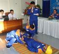 CNXD Ninh Thuận hội thi ATVSLĐ & VMTM 2018