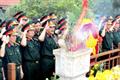 Kính viếng Đại tướng Võ Nguyên Giáp tại Vũng Chùa - Đảo Yến