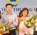 Công đoàn Xăng dầu Việt Nam đạt Giải nhì