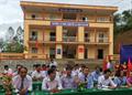 Petrolimex hỗ trợ 2,6 tỷ đồng xây dựng Trường PTDT bán trú - THCS Minh An