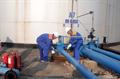 Diễn tập ứng phó sự cố tràn dầu tại TKXD Thượng Lý