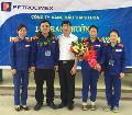 Vinh danh CHXD Bỉm Sơn 3 xuất sắc trong thi đua tháng 3/2019