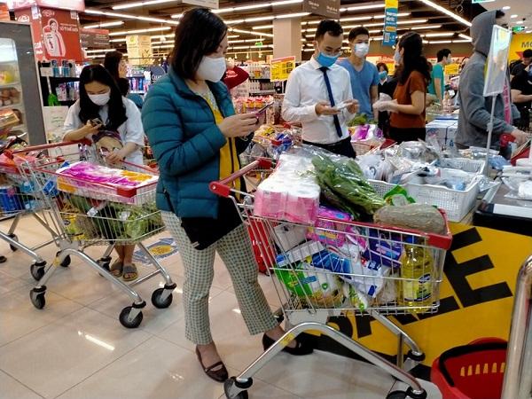 Hà Nội: CPI tháng 3 giảm 0,89%