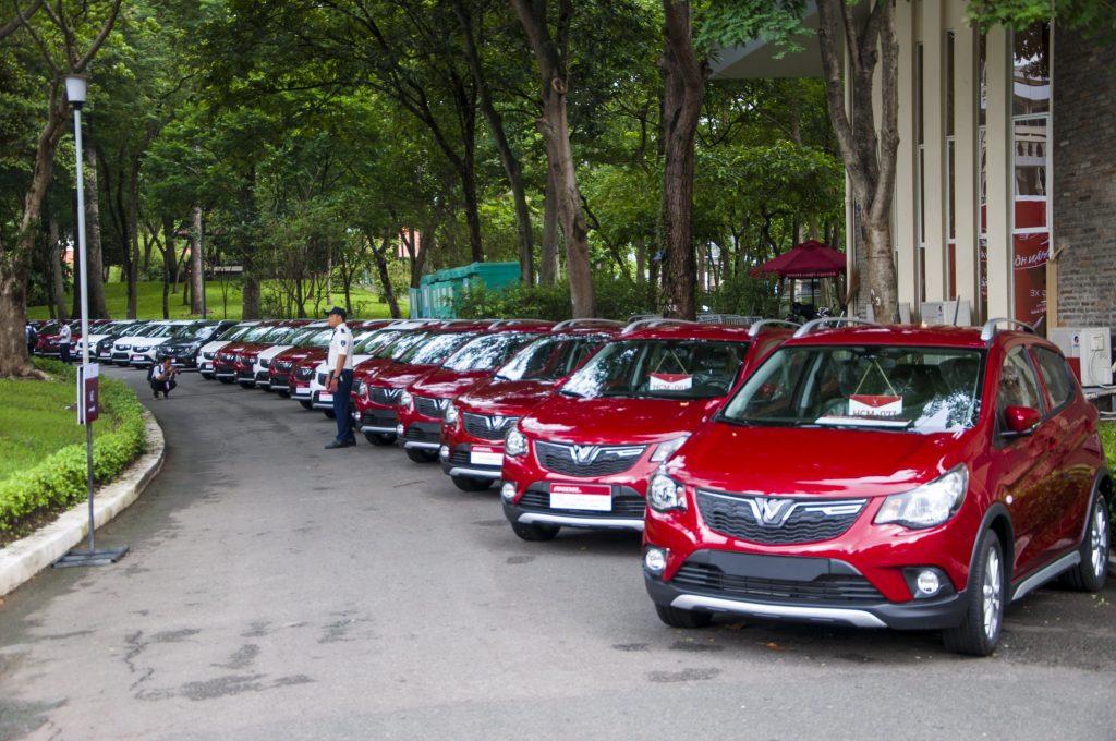 PJICO bảo hiểm cho xe ô tô thương hiệu Việt VinFast