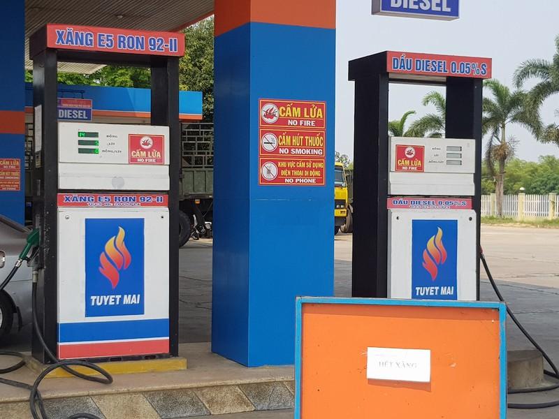 Nhiều cây xăng ở Quảng Nam hết xăng: Bộ Công Thương lên tiếng