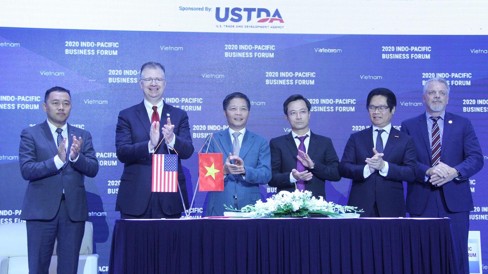 Việt Nam và Hoa Kỳ hợp tác trong lĩnh vực nhiên liệu sinh học